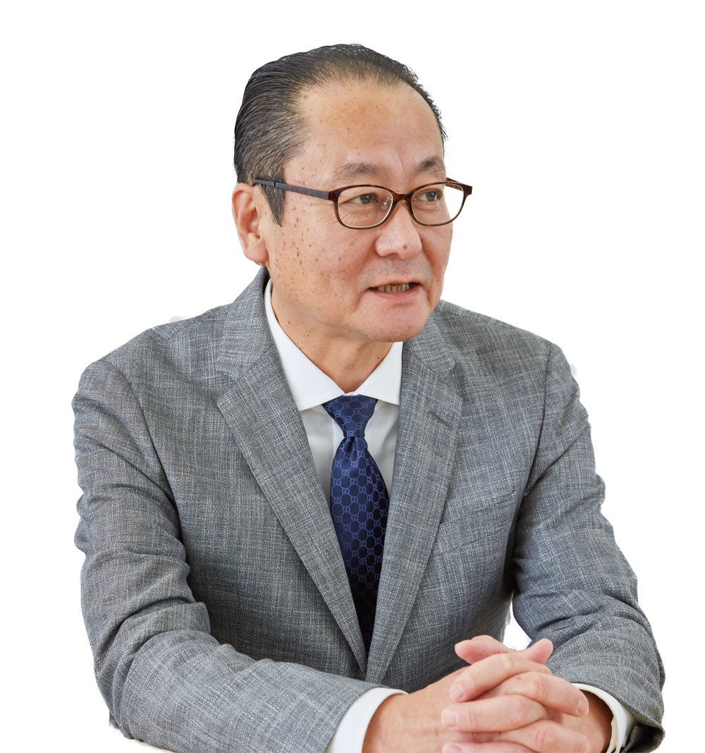 Hideki Takahashi [Executive Officer, Life Innovation Division Representative Director and President, Denka Seiken Co., Ltd.]