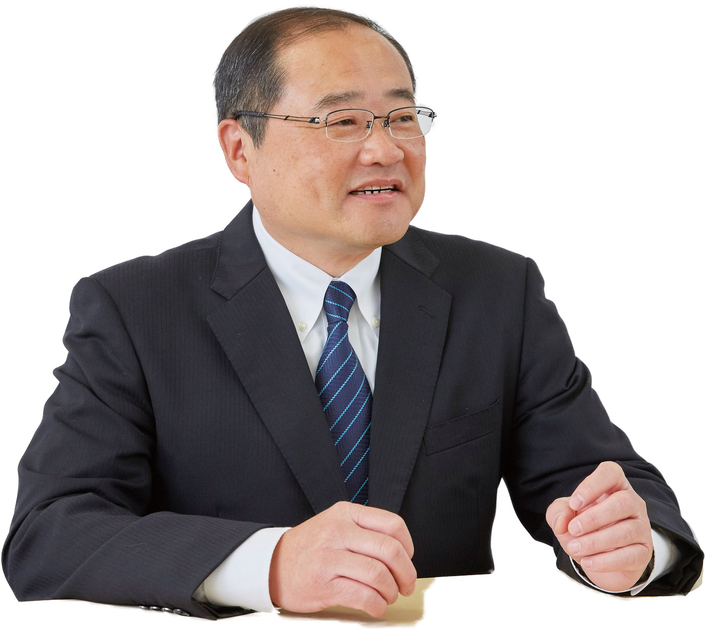 Koki Tabuchi [Managing Executive Officer, Elastomers & Performance Plastics]
