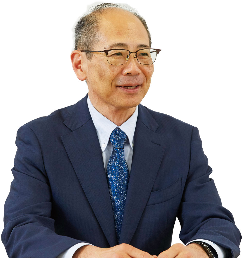 Jinichi Osuga [Executive Officer, Living & Environment Products]