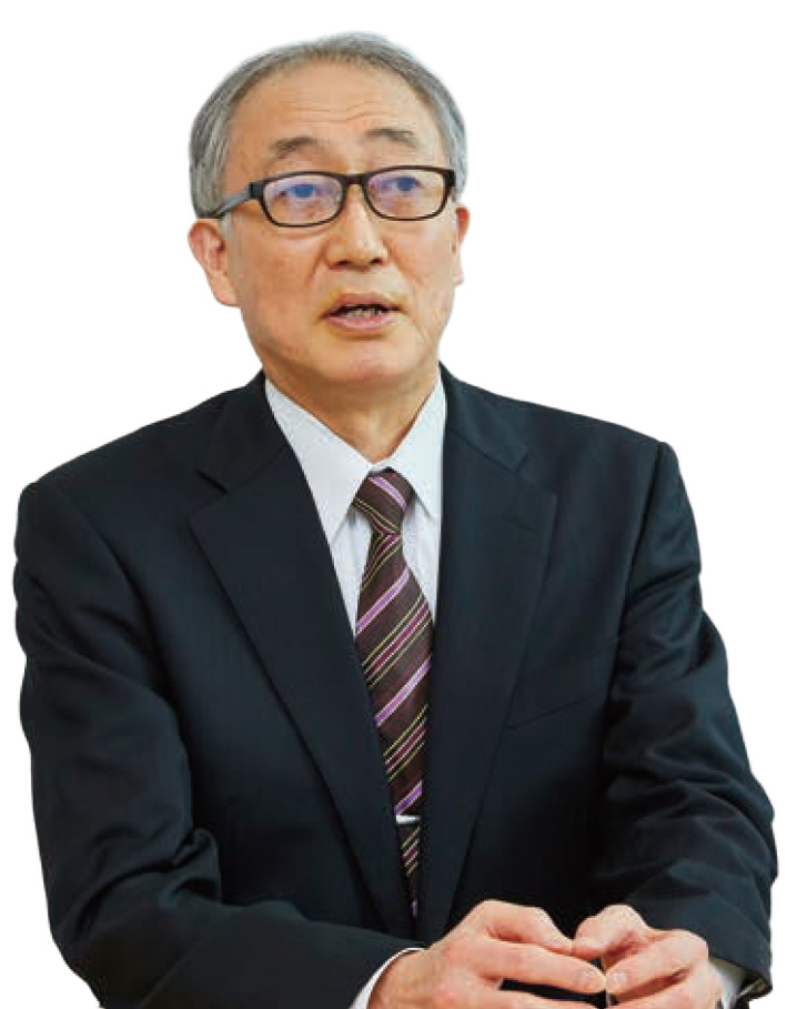 Hideki Hirano, Managing Executive Officer Supervisor of Environmental Measures Promotion